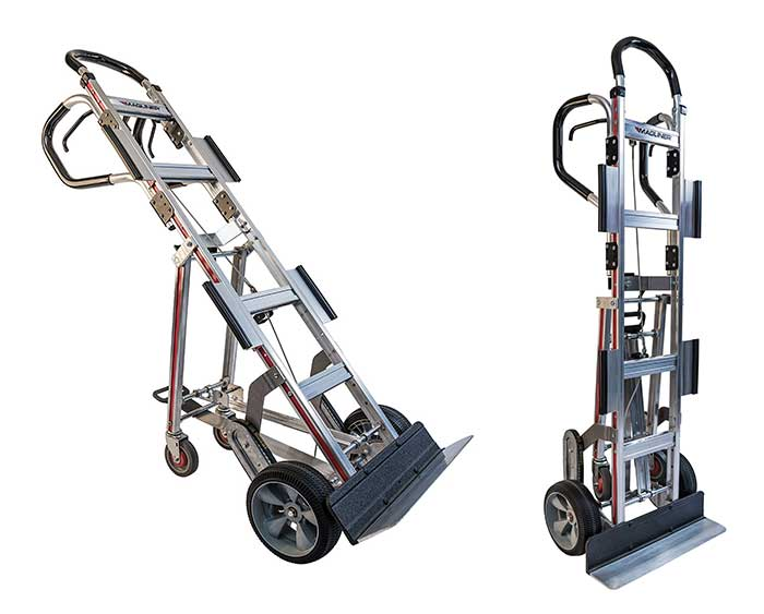 Duty Hand Truck 4 Wheel Heavy Duty Dolly Handtrucks T